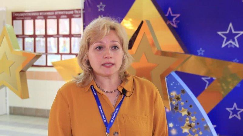 Воспитатель года России Интервью с победителем первого конкурса
