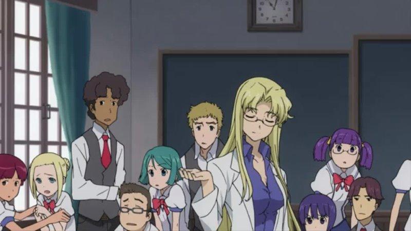 Видео от Гениальная вечеринка аниме