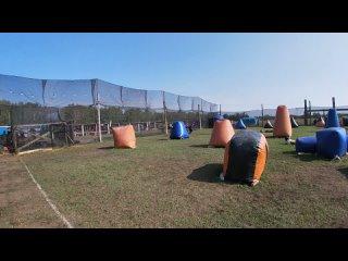 Видео от Школа спортивного  пэйнтбола в г. Калтан