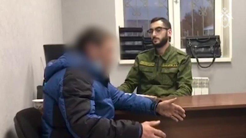 Видео от СУ СКР по Саратовской области
