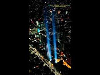 США 🇺🇸, Вечерне-ночной Нью-Йорк🌃(Подборка видео)Ночной Нью-Йорк. Могу совершенно точно сказать, что Нью-Йорк дневной и Нью-Йо