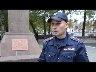 Младший лейтенант полиции рассказал, как обезвреди...