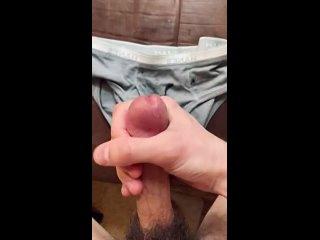 Два Друга Долбяться в Очко | Лучшее Гей Порно | Gay Porn Making a mess all over my undies...