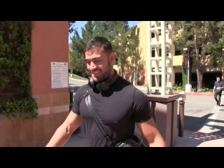 Sam Asghari Asked About How He Proposed To Britney Spears -