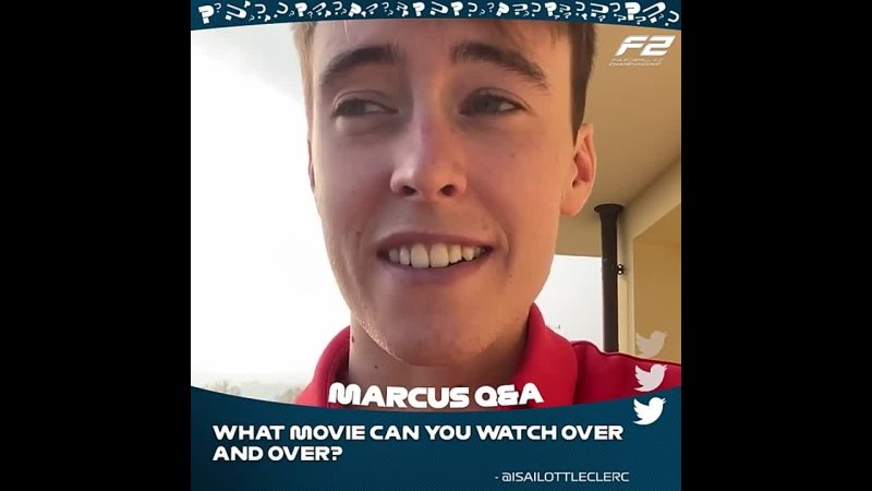 Marcus QA Movie you can watch on repeat