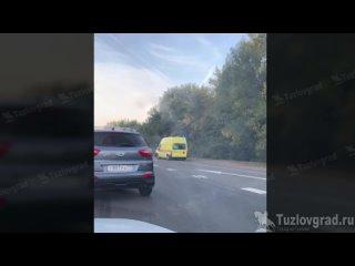 Житель Новочеркасска погиб в страшном ДТП на трасс...