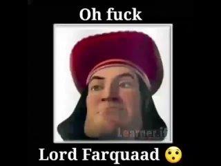 Лорд Форкуад Шрек девушка похожа на персонажа из мультика