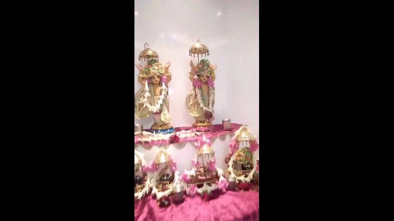 Даршан Божеств Гуру Махарджа Фаридабад 20 09 2021