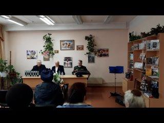 Видео от Библиотека на Миасс-II
