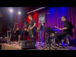 Джаз клуб Эссе Ростов-на-Дону: Antisia & Psaruman Band