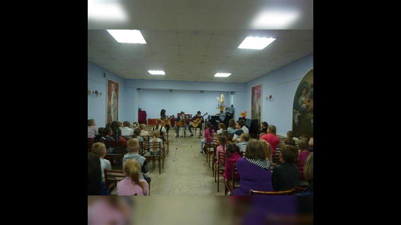 «Классическая музыка в детский сад»