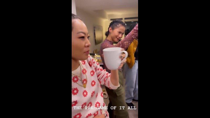 @shrrycola on Instagram Stories 17 10 2021