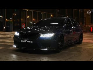 2021 Akrapovic BMW M5 Competition - ULTRA M5 from Ramon Perfomance (1080p).mp4
