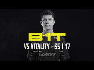 [NAVI CS:GO] 35 фрагов от b1t vs Vitality на IEM Cologne 2021 (NAVI POV)