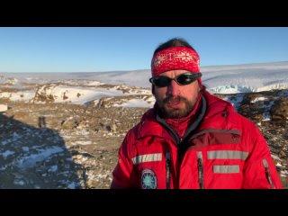 Вы не знали, а голосовали даже в Антарктиде 🥶 Вот ...
