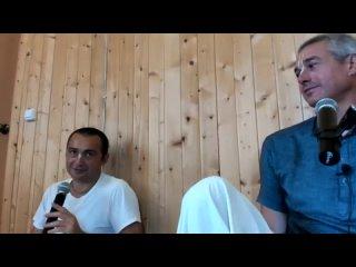 Нитьянанда Чаран прабху - лекция по ЧЧ на день явления Шрилы Прабхупады
