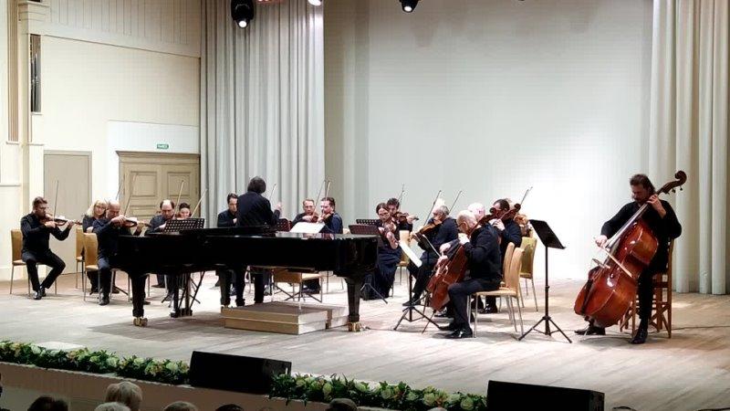 Солисты Москвы и Ю Башмет Маленькая ночная серенада В А Моцарт
