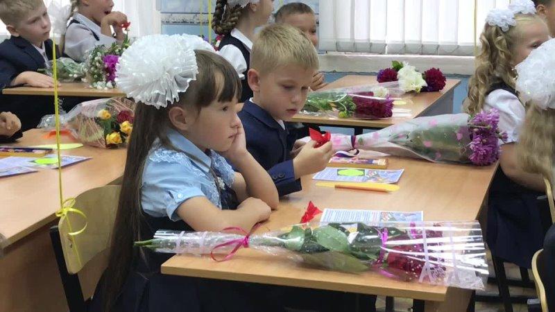 День знаний в Верховажской средней школе Верховажский вестник 01 09 2021