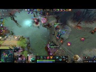 Collapse the stealer @ TI10 Spirit vs  map 2