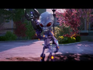 Destroy All Humans 2 — Reprobed