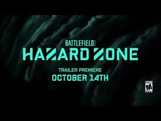 Battlefield 2042 | Тизер режима Hazard Zone