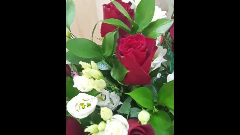 Видео от Цветы доставка Киров Цветочный Дворик