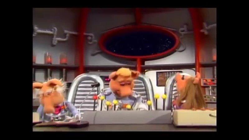 Маппет шоу Эпизод Свиньи в космосе