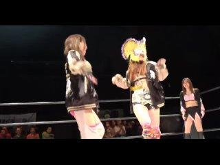 Hiromi Mimura & Kairi Hojo vs. Twisted Sisters (Holidead/Thunder Rosa)