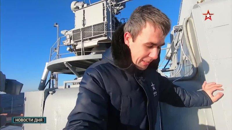 Видео от ВМФ России Navy Of Russia