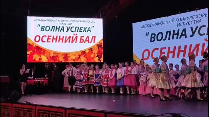 Видео от Марии Пичугиной