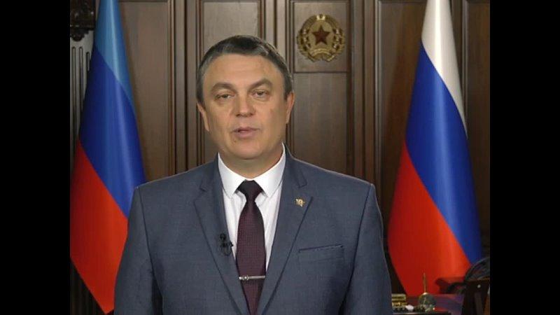 Заявление главы ЛНР об участии жителей Республики с гражданством РФ в выборах в Госдуму