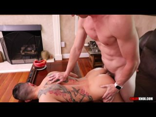 Couch Co-Op With Vincent OReilly - Bareback (Colby Chambers and Vincent OReilly)