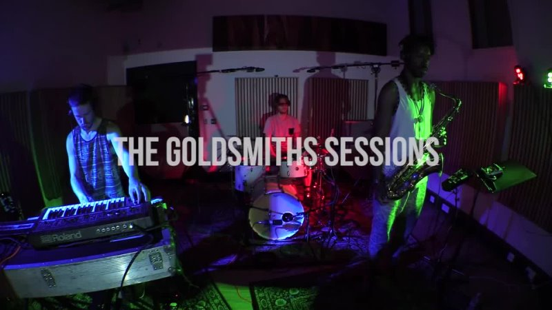 02 The Comet Is Coming Boiler Room London x Goldsmiths Star Exploding In Slow Motion