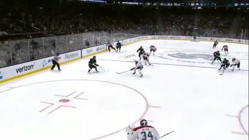 Ядерный хоккей Дубль Танева