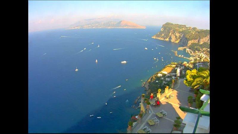 о Капри Италия