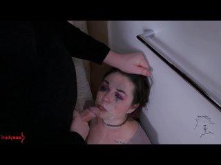 Жирный отчим урод унижает бедную падчерицу рабыню Anastasia Rose, Gape Fuck, Piss Drinking, Amateur, Submission Slave, Ass Slut