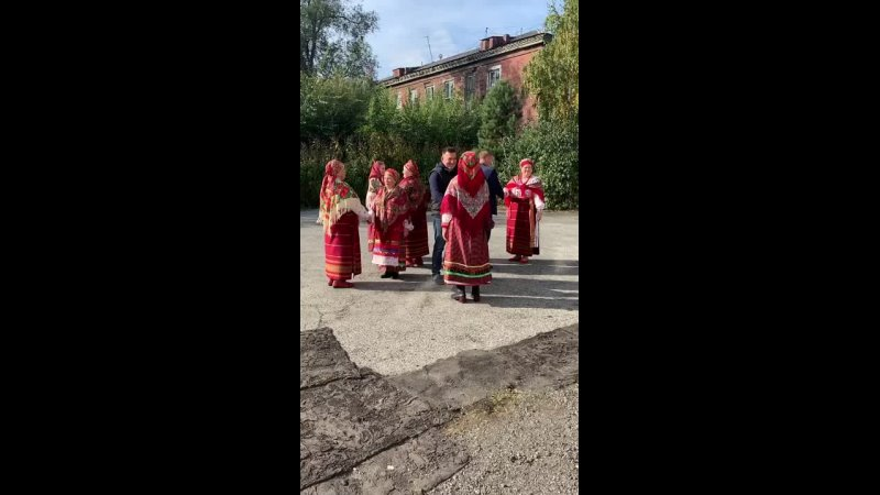Танцы Сергея Кузнецова