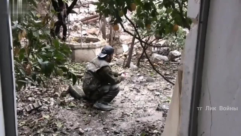 06 09 взрыв гранаты в руке mp4