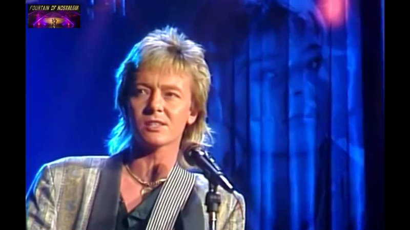 Chris Norman Midnight Lady 1986 FULL HD Remastered Fountain of Nostalgia