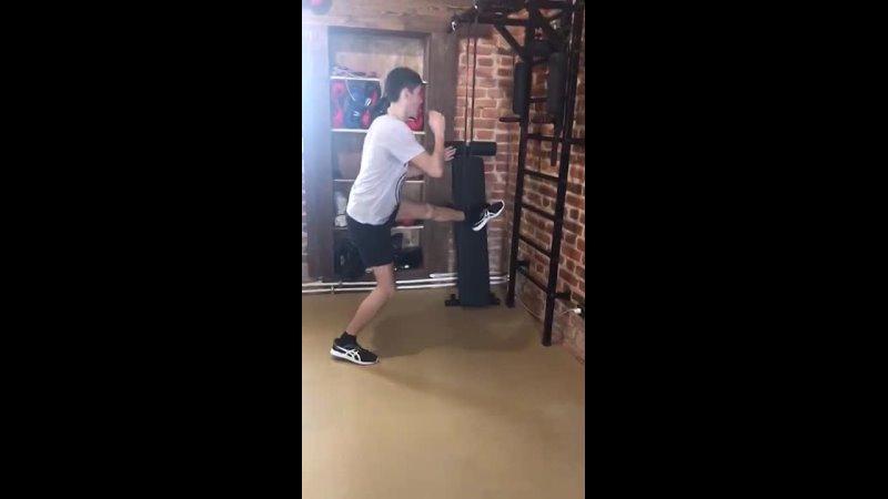 Видео от Федерация бокса Время Тайсона г Воронеж