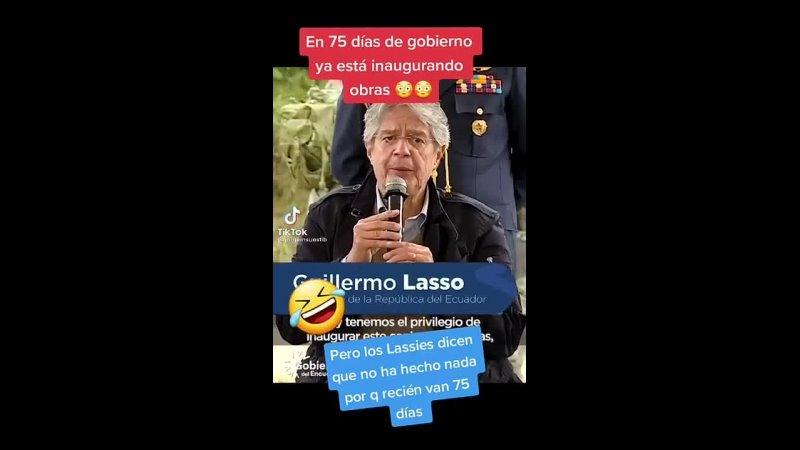 Видео от EL MEJOR PRESIDENTE DE TODOS LOS TIEMPOS