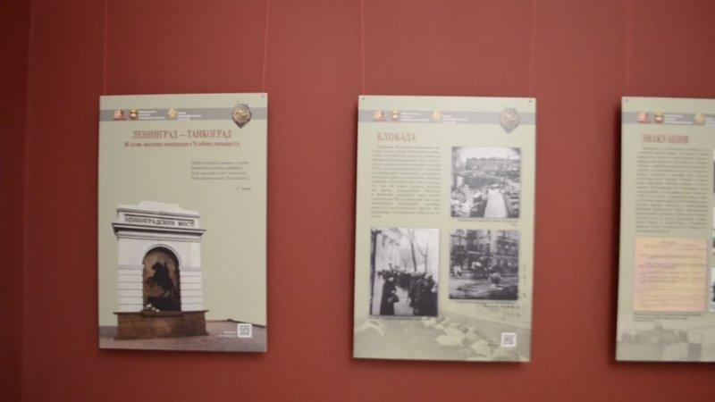Выставки двух проектов в одном зале Троицкого краеведческого музея