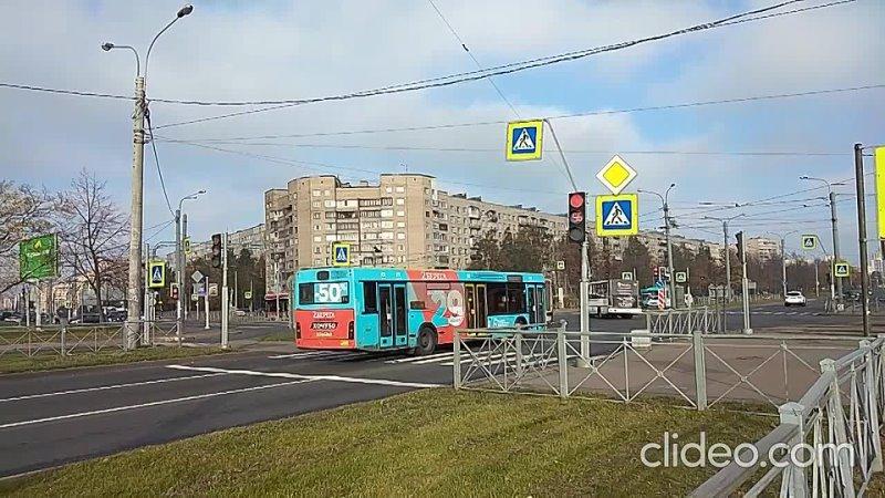 Видео от Библиотека Охтинская Красногвардейского района