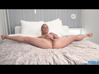 Alexa Flexy - Fit Blonde Alexa Flexy DPd After BF Catches Her Fucking the Yoga Teacher [All Sex, Hardcore, Blowjob, Anal]