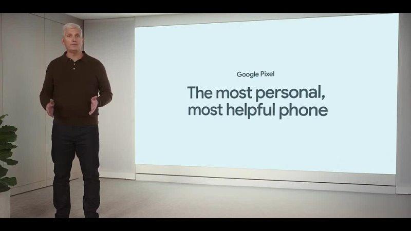 Rozetked Презентация Pixel 6 и 6 Pro смартфон года