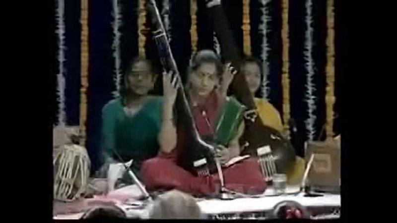 Veena Sahasrabuddhe performs Rag Rageshree 6 6 ~1