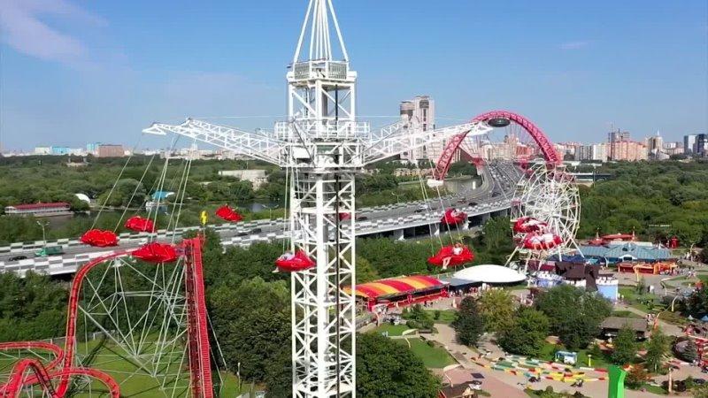 Осень 2021 в парке Сказка
