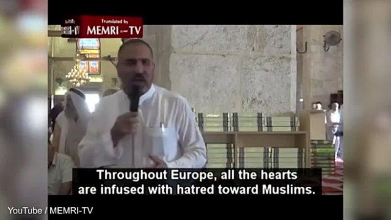 Видео от Ислам должны запретить Элита неверных