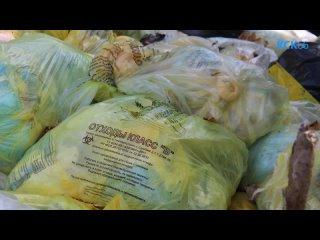 Рядом с полигоном ТБО нашли свалку опасных медицинских отходов