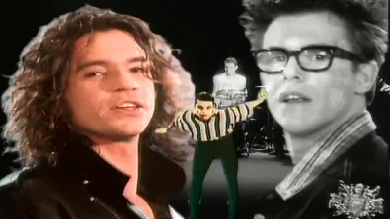 INXS Need You Tonight Mediate Official Music Video © 1987